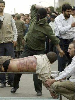 Auspeitschen In Saudi Arabien