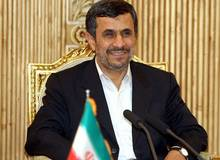 Der iranische Präsident Mahmud Ahmadinedschad. Foto: sinaf7798n